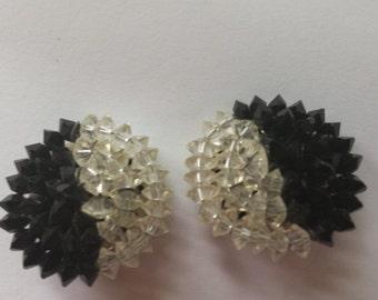 Half N Half Cruella Deville Earrings