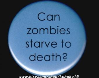 Zombie Question Button