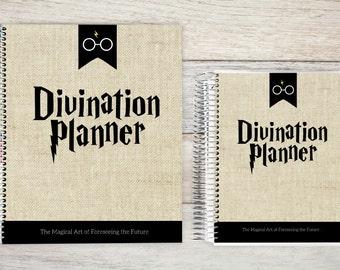 Daily Planner   Monthly Planner   3 Month Planner   6 Month Planner   One Page Per Day Planner   24 Month Planner   divination planner