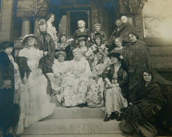 Vintage Ladies of the Fair and Lovely, Early 1900s, Photography, Vintage Photos, Antique, Collectible
