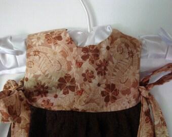 Kitchen hand towel, kitchen tea towel, dress style hand towel, kitchen decor, home decor, hand towel