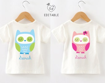 Owl Birthday Shirt iron on transfer | Owl tshirt |  Owl t-shirt | Owl shirt iron on transfer |  DIY iron on