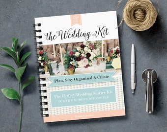 Wedding Planning Guide for the DIY Bride/Groom Downloadable PDF