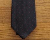 vintage Turnbull and Asser silk grenadine tie