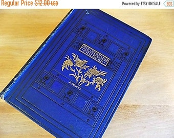 Antique Book - Victorian Covers - Fiction