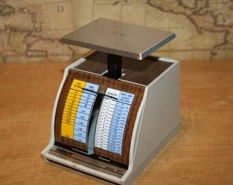 Vintage Pelouze Postal Scale Model X-1 - item #1670