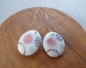 Landscape Hook Earrings...