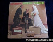 SEALED Tony Webster's Marriage Counselor  VINYL LP Record Album  Original Verve Records Unopened Comedy 1963