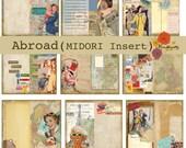 Abroad Midori Insert (Digital)