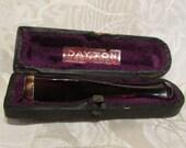 Vintage Cigarette Holder Cigar Holder Dayton Redmanol Holder 1930s In The ORIGINAL CASE