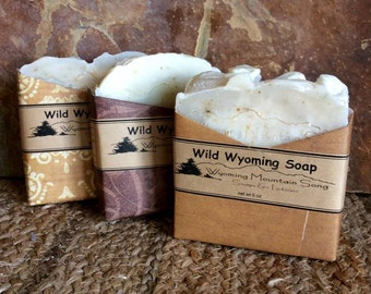 Wild Wyoming Soap