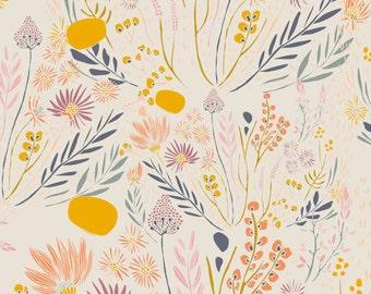 Crib Sheet, Wispy Daybreak, Fitted Crib Sheet, Floral Crib Sheet, Baby Girl