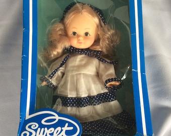 Sweet Treasures Toddler Doll Vintage
