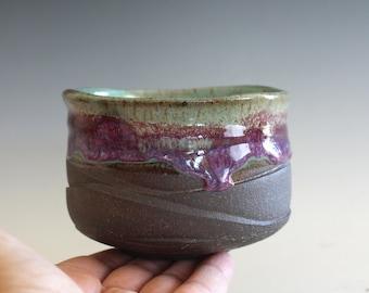 Matcha Chawan, Tea Bowl, handmade ceramic tea cup, handmade pottery, Pottery Tea Bowl
