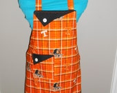 Tennessee Vols Girl's Apron