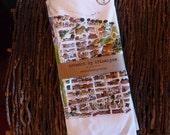 Brooklyn Heights Map Tea Towel