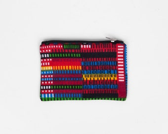 Coin purse / wallet or zipper pouch Afrollage