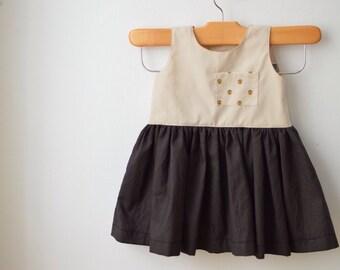 Baby's summer dress