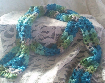 Beaded scarf