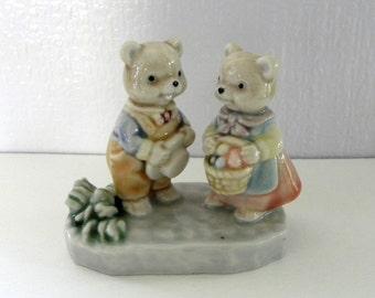 Teddy Bears Ornament - Golden Rose Giftware - Mr and Mrs Bear