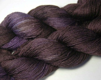 SAKURA Silk Merino Lace in For A Lady 2 - One of a Kind