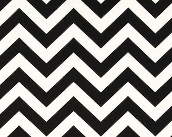 Fall SALE Black and White Chevron with charcoal minky Infant car seat cover - Custom order