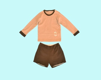 1930s Childs Wool Gym Uniform