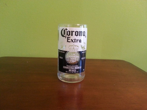 Corona upcycled beer glasses for How to make corona glasses