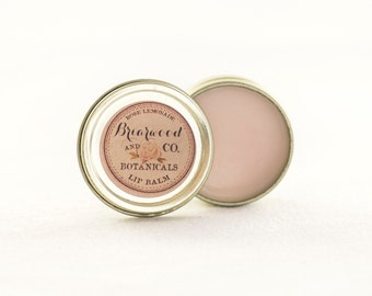 Rose Lemonade Lip Balm Tin- 7g