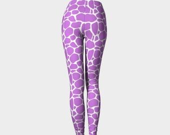 Giraffe Pick Your Color Leggings