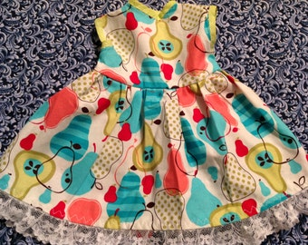 """18"""" Doll Clothes, 18"""" doll dress, 18 inch doll clothes, American doll clothes"""