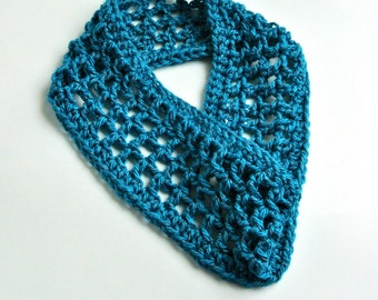 Coraline in Morocco One Skein Cowl crochet pattern pdf