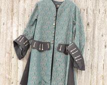 Pirate Coat (CT-PIR-BRO-pkts), costume