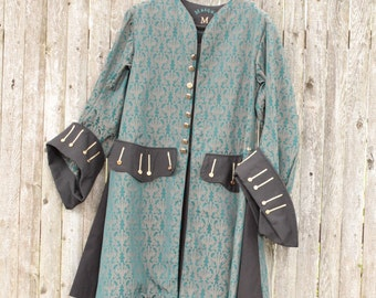 Pirate Coat (CT-PIR-BRO-pkts), costume