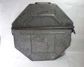 Vintage Large Film Reel Canister