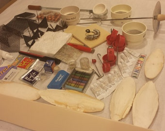 Art and Craft Supplies and Kiln Accessories