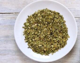 Organic Yerba Mate Tea • 7 oz. Kraft Bag • Luxury Loose Leaf Yerba Mate