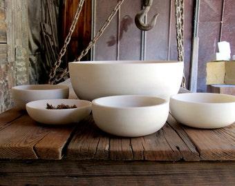 Handmade Marble Bowl - Large