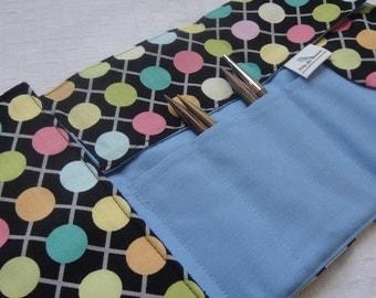 Dot Com Interchangeable Knitting Needle Case
