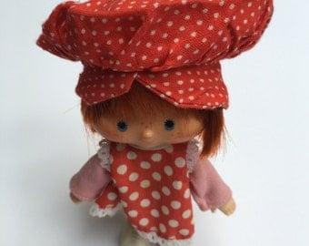 1970s Strawberry Shortcake Doll