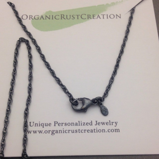 Unique Personalized Jewelry By Organicrustcreation On Etsy