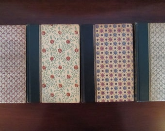 Four Vintage Books Great Famous Short Stories The Big Sky Madame Bovary Book Collection Gustave Flaubert Robert Louis Stevenson ABGuthrie Jr