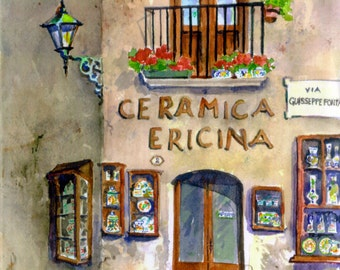Erice Ceramic SHop