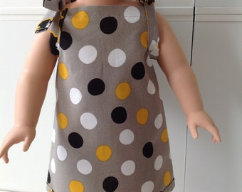Doll Dress/ 18 inch Doll Clothing