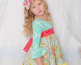 Kaori garden dress