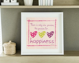 Cross Stitch Chart The Happiness by Lilipoints