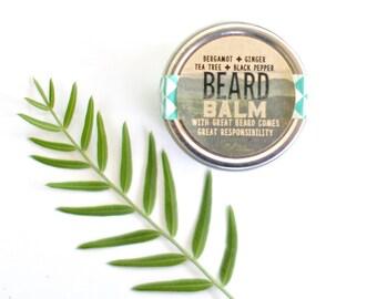 Stocking Stuffers for Men, Beard Balm, Beards, Best Beard Balm, Gift for Him, Beard Conditioner, Beard Care, Gifts for men
