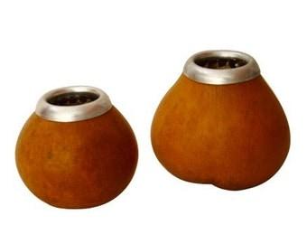 mate gourd organic argentina yerba mate  cod :1020