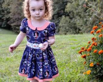 Allison Dress size 2-10