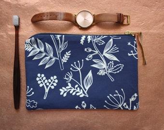 Meadow Zip Bag